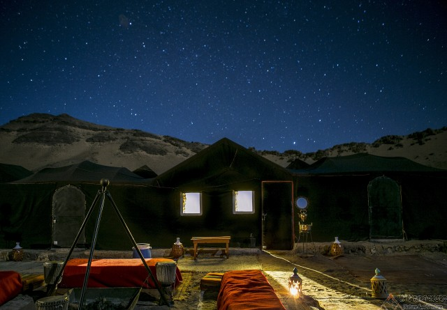 Tiziplus Luxury Desert Camp