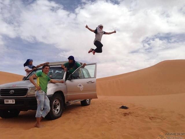 Marrakech-Zagora-Chegaga-Erglihoudi-Ouarzazate 3 jours