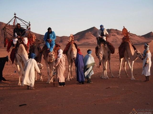 Une journée et une nuit au désert de Zagora