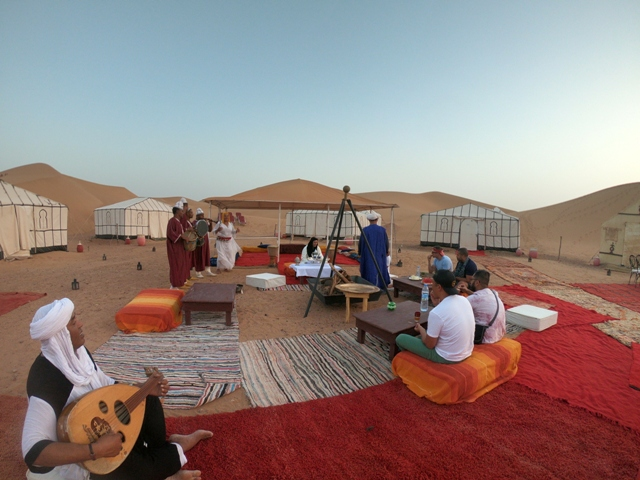 Taragalt Luxury Desert Camp